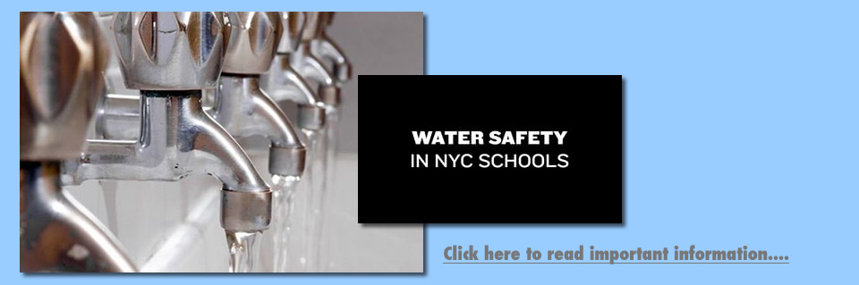 Water Safety in NYC Schools